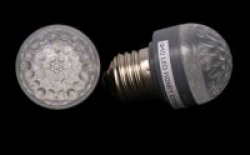 E27 12LED HONEY 1W