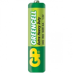 GP AAA GREENCELL 1.5V